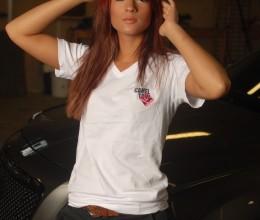 Womens Slogan Shirt White
